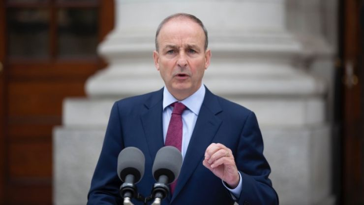 """""""It's not Groundhog Day"""" – Taoiseach takes exception to reopening remark"""