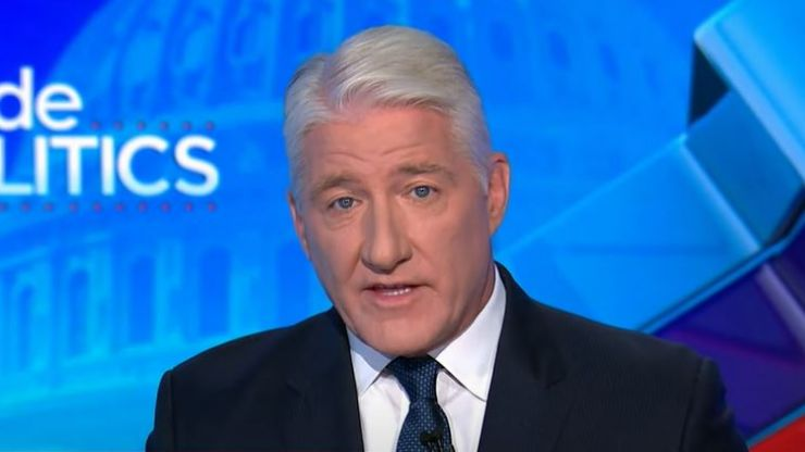 CNN's John King reveals on-air he has multiple sclerosis