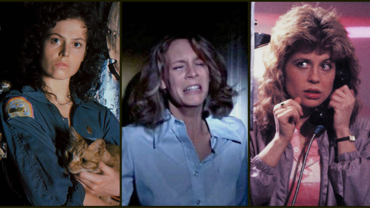 """""""We've all lost people"""": Jamie Lee Curtis on Ellen Ripley, Sarah Connor and her iconic Laurie Strode"""