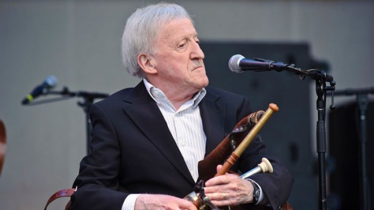 Chieftains founder Paddy Moloney has died, aged 83