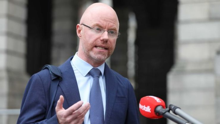 Health Minister Stephen Donnelly self-isolates after experiencing Covid symptoms