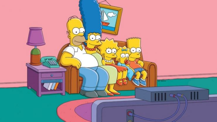 You can now get paid almost €6,000 to watch every episode of The Simpsons