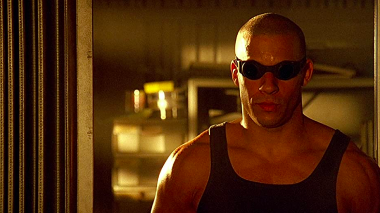 Vin Diesel fights aliens in our pick of the movies on TV tonight