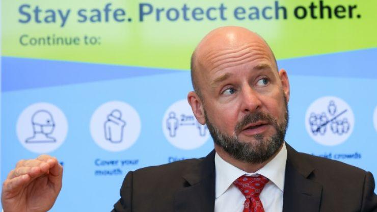 Covid-19 pandemic now growing again in Ireland – NPHET