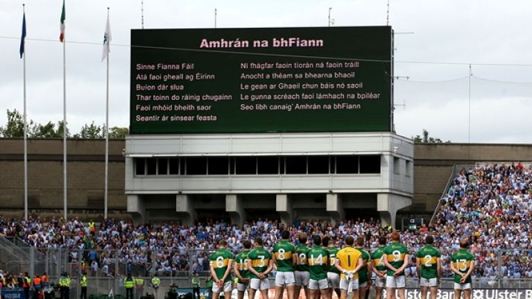 Listen: Kerryman pens brilliant All-Ireland song that is going viral all over the Kingdom
