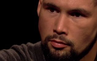 Tony Bellew admits having unprofessional moment during Joshua vs Parker PPV