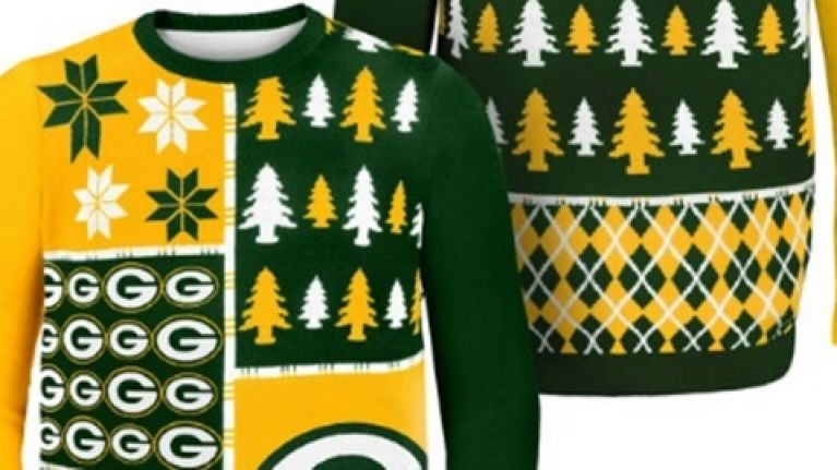 best authentic 89032 949c9 PICS: NFL team Christmas jumpers are simply the best ...