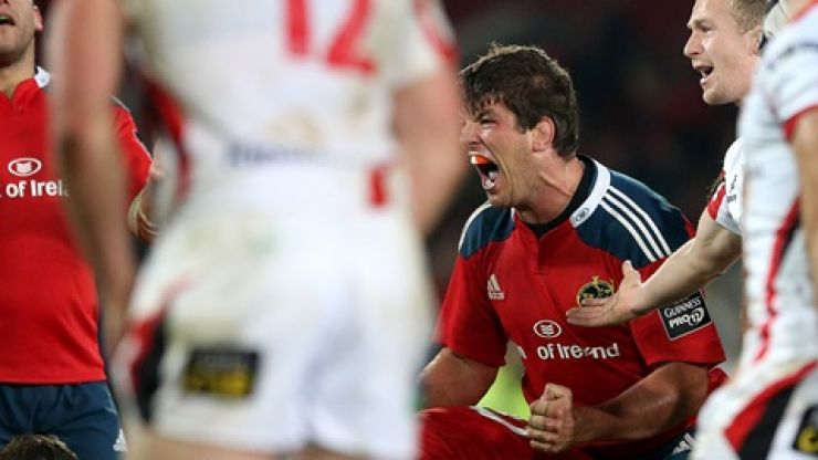 'A cat-fight with two eejits bitching at each other' - Donncha O'Callaghan at his very best