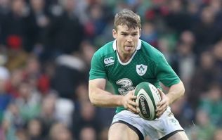Gordon D'Arcy may have lost his Ireland place, but he's kept his sense of humour