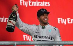 F1 icon has high expectations of Lewis Hamilton