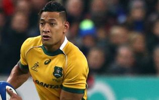 Israel Folau linked with move to replace Munster-bound full-back