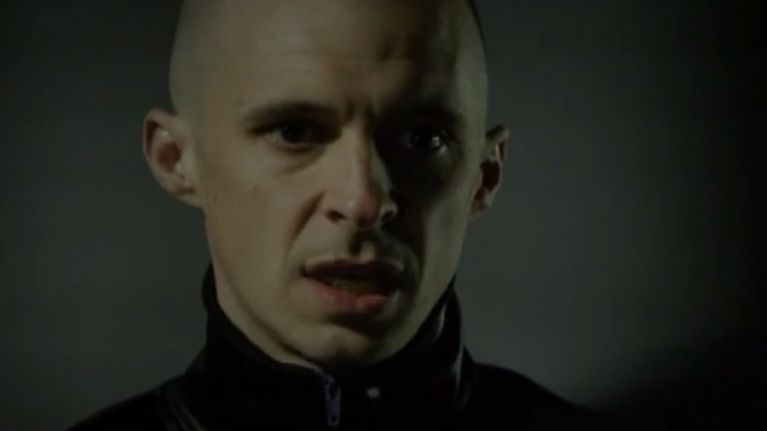PIC: So it looks like Nidge might be double jobbing as the fourth official tonight