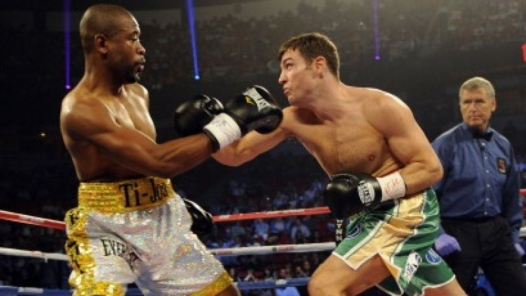'My careers on the line' says Matthew Macklin ahead of Dublin fight