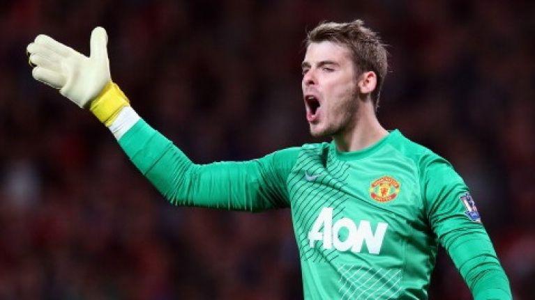 a80d2011a Manchester United goalkeeper David de Gea injured on Spain duty ...