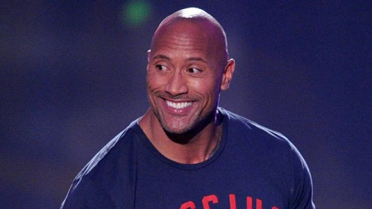 Movie producers quick to deny The Rock has horribly mangled his finger