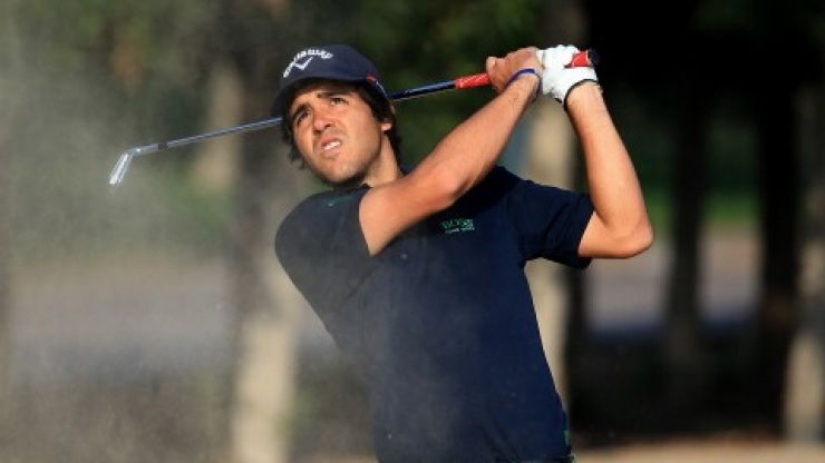 Son of Seve Ballesteros turns professional
