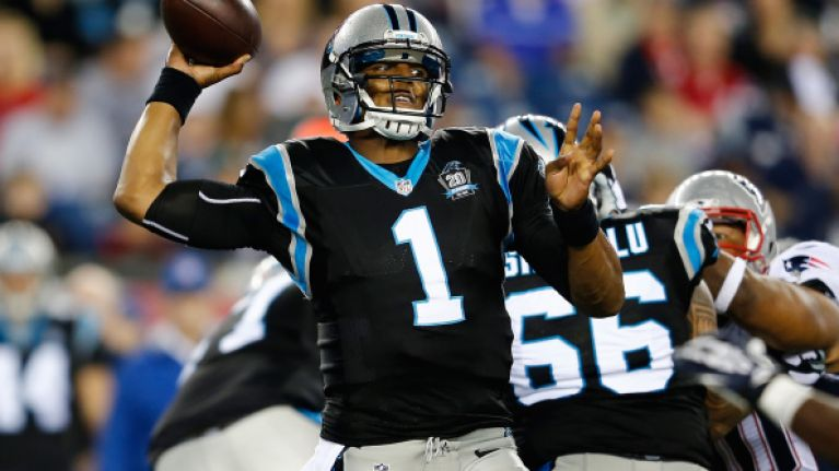 Report: NFL QB Cam Newton involved in 'serious car accident