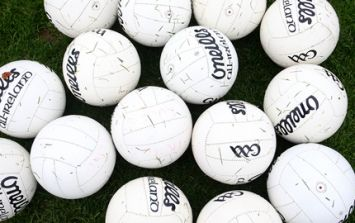 Pic: This Mayo club's GAA pitch takes the term 'rock hard' a little too seriously