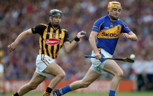 Seamus Callanan's tribute to JJ Delaney on Twitter mentions epic hook