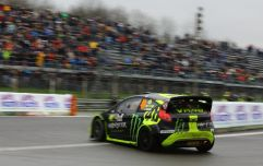 Video: Mayo man plays part in unbelievable overtaking rally move from Valentino Rossi