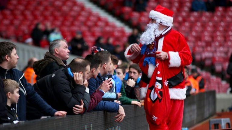 Image result for premier league christmas