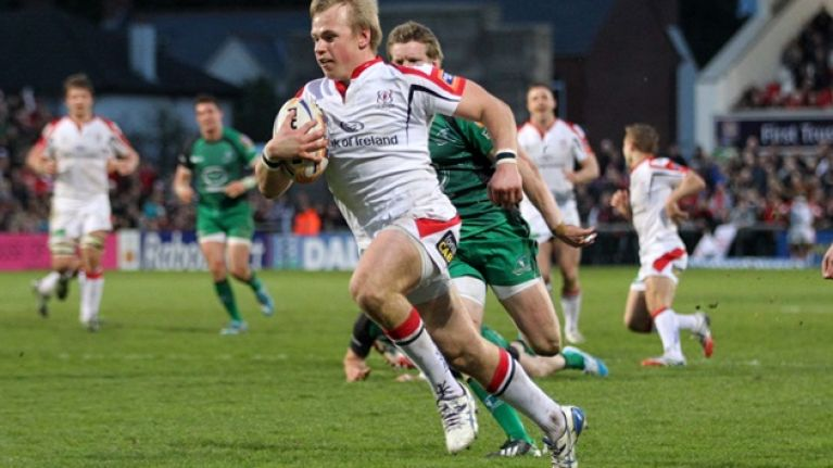 Interview: Luke Marshall eyeing Christmas cheer and a place in Joe Schmidt's plans
