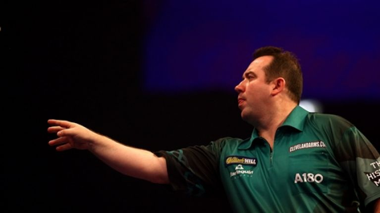 Irish interest ends at Ally Pally as 'History Maker' blows 2-0 lead