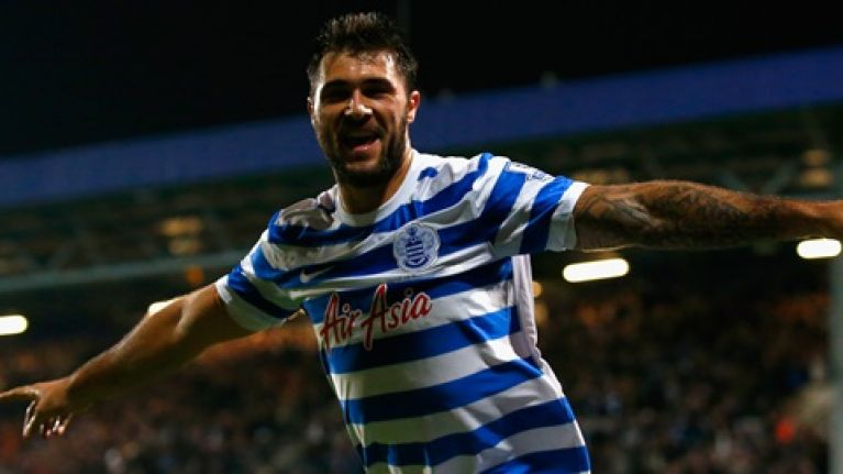 PIC: The Sun failed to recognise Charlie Austin this morning