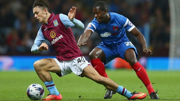 Jack Grealish reveals the reason he wears his socks like a GAA player