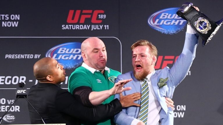 VIDEO: Why Conor McGregor is going to beat Jose Aldo and