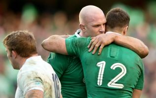 Robbie Henshaw up against Paul O'Connell as IRUPA announce award nominees