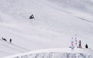 VIDEO: We can't even cope with the awesomeness of this snowboarding 1800 quadruple cork trick