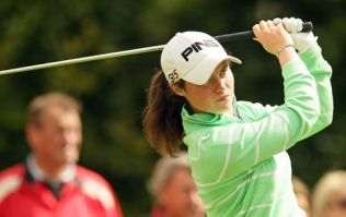 An Irishwoman has just been named one of the best golfers in the world