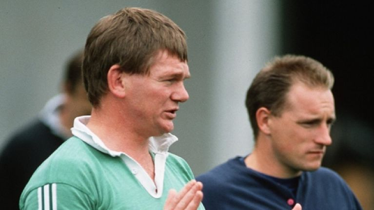 VIDEO: Ireland legend Ciaran Fitzgerald with some brilliant tales about old-school rugby in the 1980s