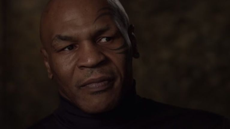 VIDEO: Mike Tyson reveals the powerful, devastating impact of being bullied as a child