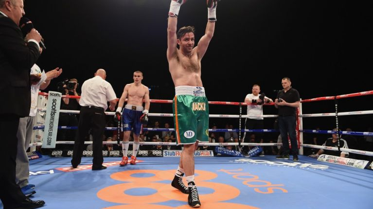 VIDEO: Matthew Macklin returned to action tonight with a second round KO