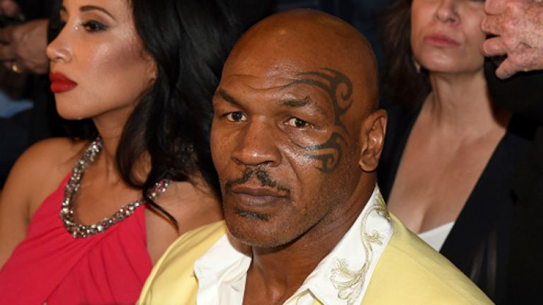 Mike Tyson sums up the world's reaction to Mayweather v Pacquiao perfectly