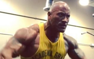 Nine hardcore moves you need to be hitting in the gym to look like The Rock