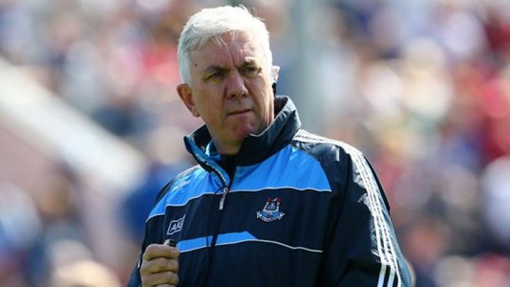 Ger Cunningham responds to rumours of dissatisfaction with management in Dublin hurling