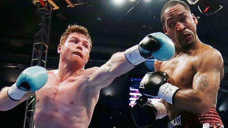 VIDEO: Knockout artist Canelo Alvarez has us nursing our jaws after crushing KO of James Kirkland