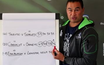 Video: Pat Lam is back to explain how Connacht can qualify for the Champions Cup this weekend