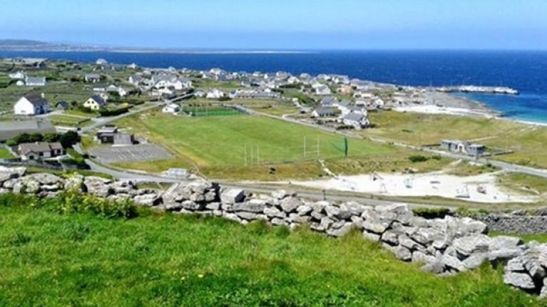 We asked, you answered, so here are Ireland's most scenic pitches