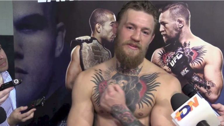 Video Conor Mcgregor Talks Drunk Tattoos And Reveals Worst Pain Hes Ever Felt