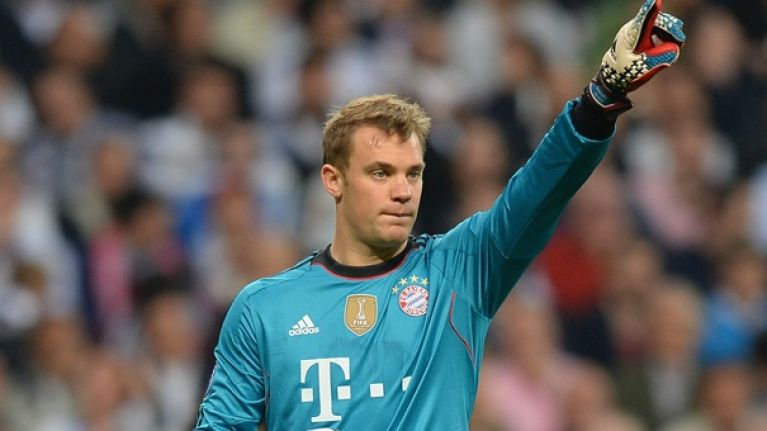 Manuel Neuer's season stats cement his status as the ultimate sweeper keeper
