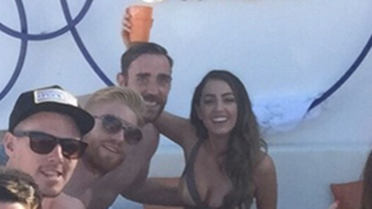 VIDEO: Unemployment doesn't stop Paul McShane enjoying his summer holidays