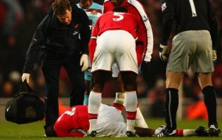 60da4d67e Arsenal finally release football s most injury prone player