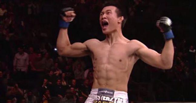 The top 10 fastest knockouts in UFC history   SportsJOE ie