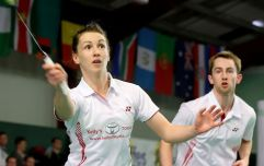 Irish siblings forced to settle for bronze medals at European Games