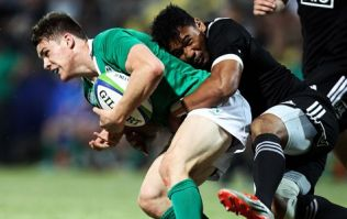 Talented Irish centre named one of Junior World Cup top five players