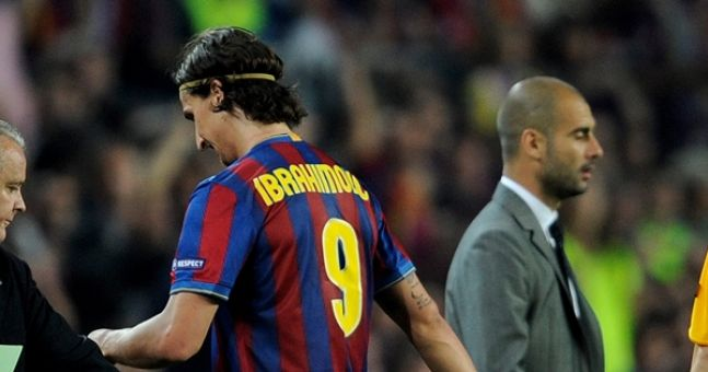 'Pep Guardiola was wet behind his ears with me' – Zlatan
